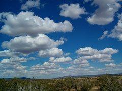 Rock Climbing Photo: The view near the parking area, Jacks Canyon