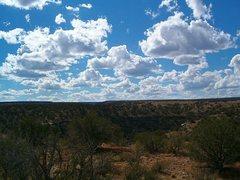 Rock Climbing Photo: A view of the surrounding area, Jacks Canyon