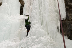 Rock Climbing Photo: 11th hour gulch