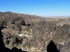 Rock Climbing Photo: New Jack City, Barstow Area