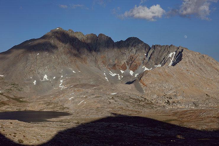 Split Mountain, Sierra Nevada