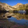 Lost Lake and Twin Peaks, Sierra Nevada