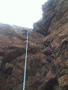 Rock Climbing Photo: David
