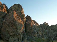 Rock Climbing Photo: Raven Rocks and beyond, NJC