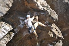 Rock Climbing Photo: obi won ryobi