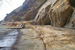 Rock Climbing Photo: perfect pint