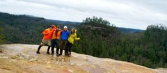 Rock Climbing Photo: the crew on our rest day