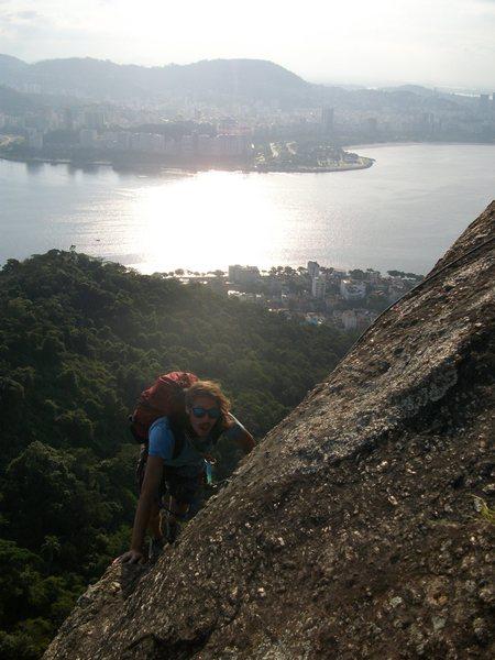 Rock Climbing Photo: Brazil, Rio De Janiero
