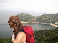 Rock Climbing Photo: Pao De Azucar