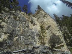 Rock Climbing Photo: Walking On Sunshine, 5.10a Attitude Wall, Sunshine...