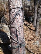 Rock Climbing Photo: Name that anchor! :)