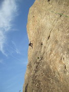 Rock Climbing Photo: Solius, Costa Brava, Catalunya