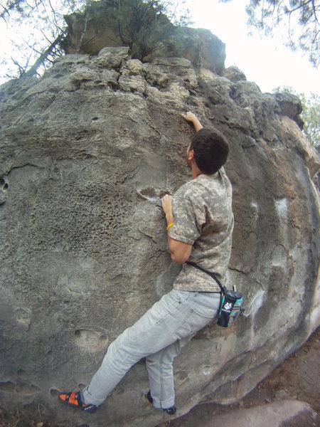 Mid Climb
