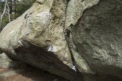 Rock Climbing Photo: The pretty corner.