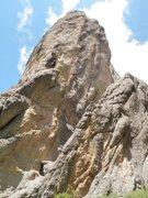 Rock Climbing Photo: iron1