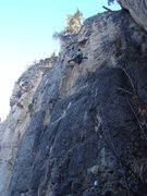 Rock Climbing Photo: 4th of july spearfish