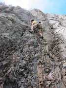 Rock Climbing Photo: JB sends Spirit World