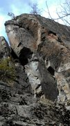 Rock Climbing Photo: Questlove