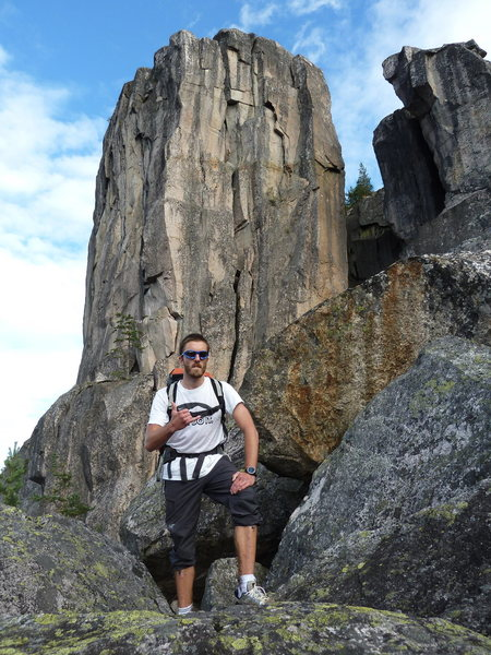 Rock Climbing Photo: Gygrestolen in all its goodness