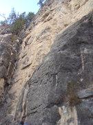Rock Climbing Photo: Robert Prann decides he's Got a Habit It Like A Ra...