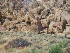 Rock Climbing Photo: Woody Stark