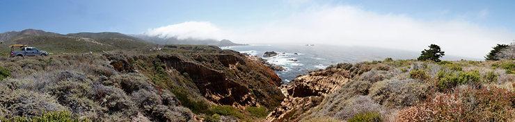 Rock Climbing Photo: Big Sur, CA