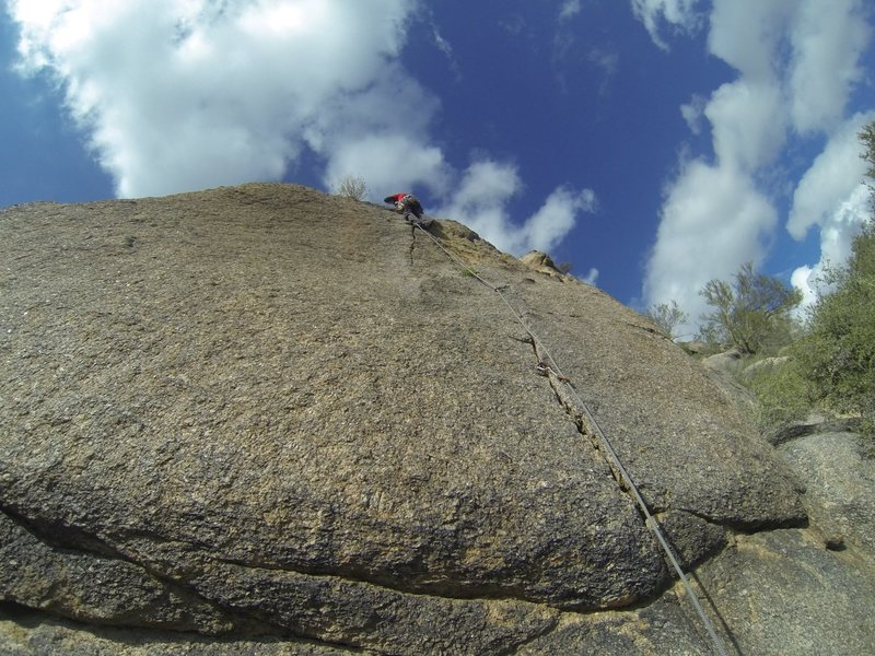 Rock Climbing Photo: Bobcat Boulder