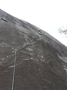 Rock Climbing Photo: Lots o bolts... and hard climbing.
