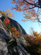 Rock Climbing Photo: Nice fall day.  Moved from main cedar page.