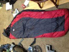 Big Agnes 0 F Synthetic Sleeping Bag