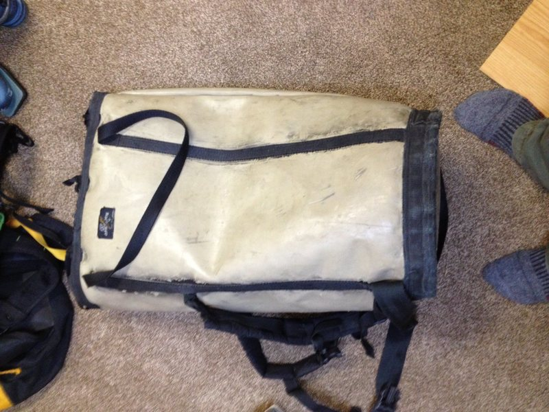 Rock Climbing Photo: Climb Moab Medium-Sized Haul Bag