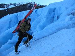 Rock Climbing Photo: climbing in alaska