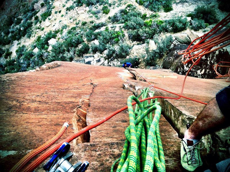 Rock Climbing Photo: Ixtlan Photo by Brian Cooper