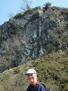 Rock Climbing Photo: Peter Lockey. Photo taken 10th April 2013. Now get...