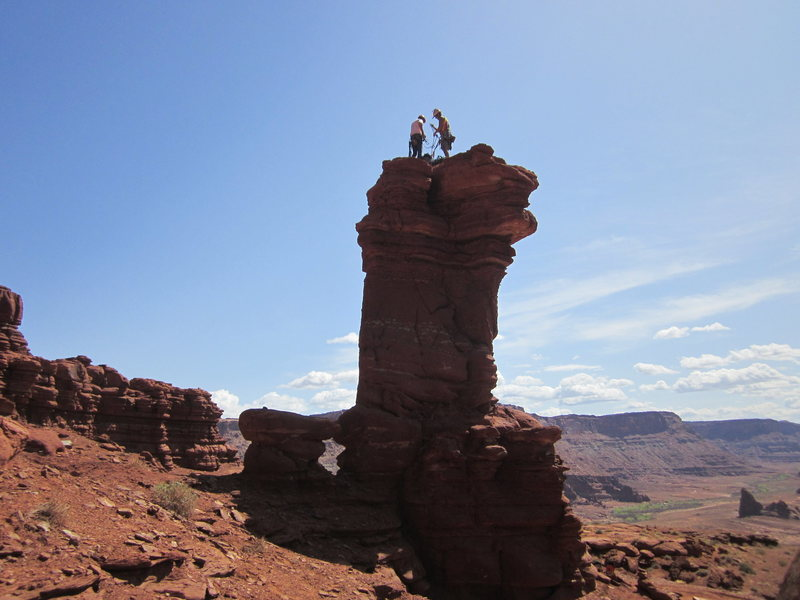 Rock Climbing Photo: K2