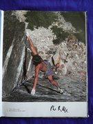 Rock Climbing Photo: Ron Kauk in action