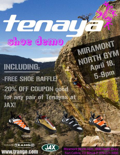 Shoe Demo!