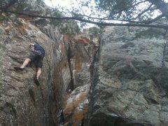 Rock Climbing Photo: Voices