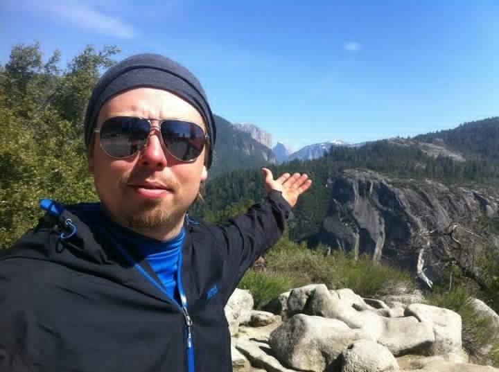 Rock Climbing Photo: Yosemite anyone?