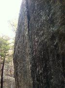 Rock Climbing Photo: Hydra-Crack (5.11)