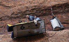 Rock Climbing Photo: Zion -  Touchstone Wall