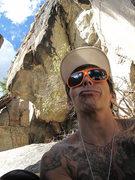 Rock Climbing Photo: sup