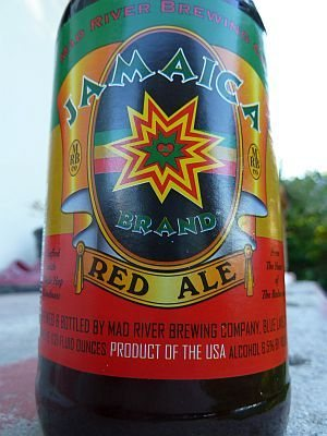 Mad River Brewing Jamaica Red Ale