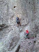Rock Climbing Photo: rsl