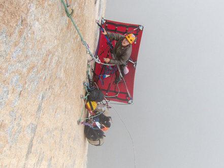 Rock Climbing Photo: On Native Son