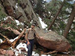 Rock Climbing Photo: Ranger. Rock.
