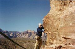 Rock Climbing Photo: Jim Mirabella on You Who Jim