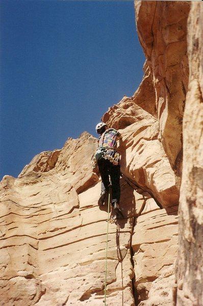 Rock Climbing Photo: Perfect jams