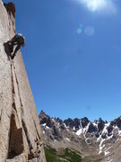 Rock Climbing Photo: Frey, Argentina