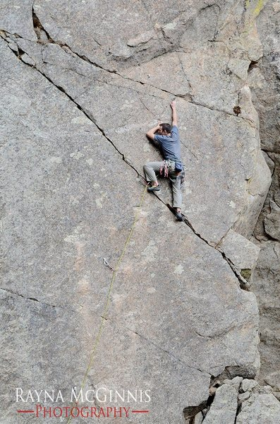 Jeff McLeod on The Scientist 5.11a